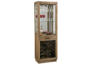Sienna Bay Wine & Bar Cabinet