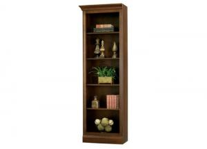Oxford Left Return Saratoga Cherry Bookcase