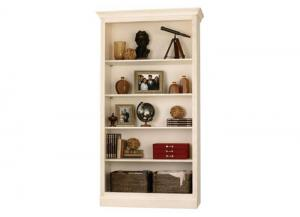 Oxford Center Antique Vanilla Bookcase