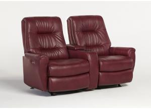 Felicia Power Motion Loveseat