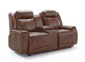 Hardisty Power Motion Loveseat