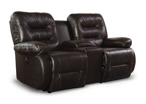 Maddox Power Motion Love Seat