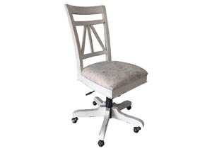 Nantucket Armless Desk Chair