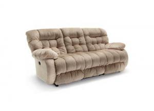 Plusher Power Motion Sofa