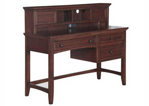 Riley Desk w/Hutch