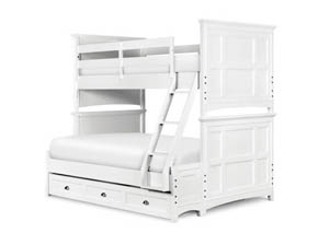 Kenley Complete Bunk Bed Twin Over Full