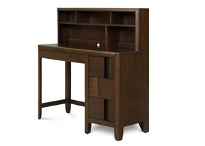 Twilight Desk w/Hutch