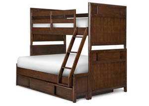 Twilight Complete Bunk Bed Twin over Full
