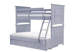 Graylyn Complete Bunk Bed Twin over Full
