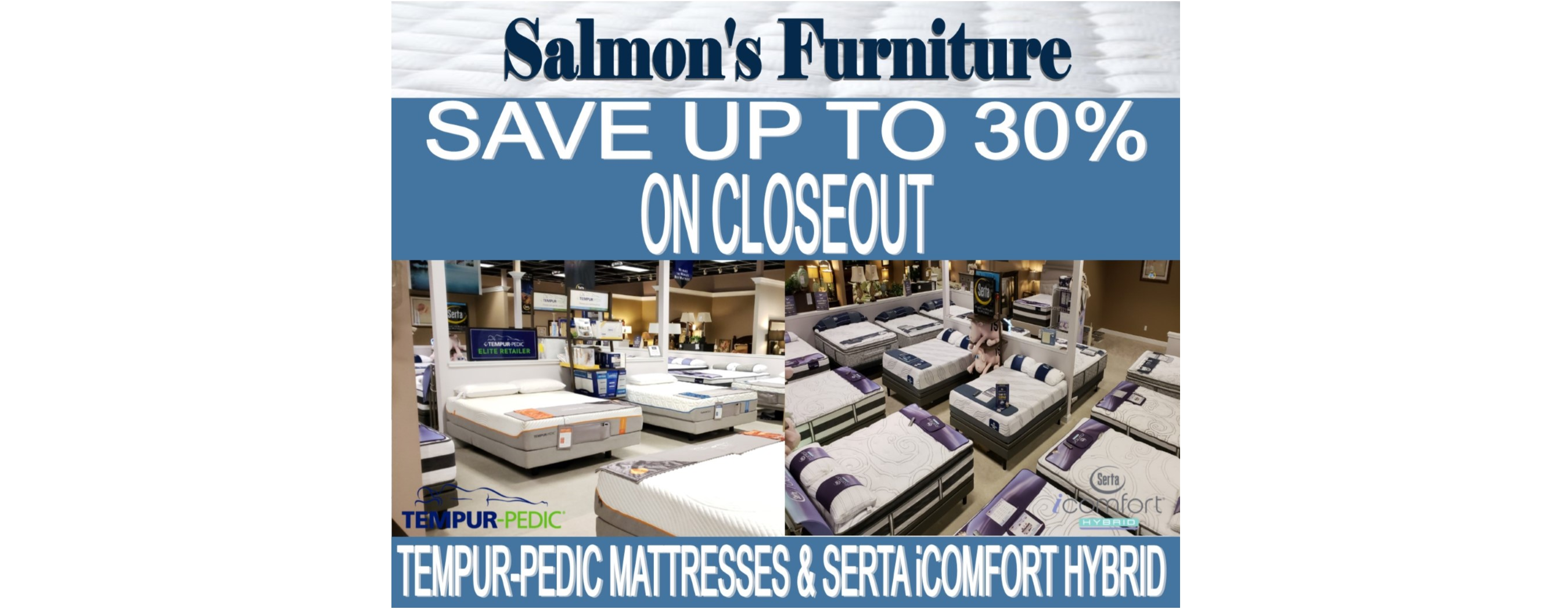 Matress 30% Off