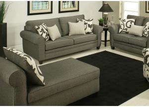 Creek Sofa w/Sleeper in Gray