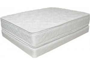 Pearl Mattress and Boxspring