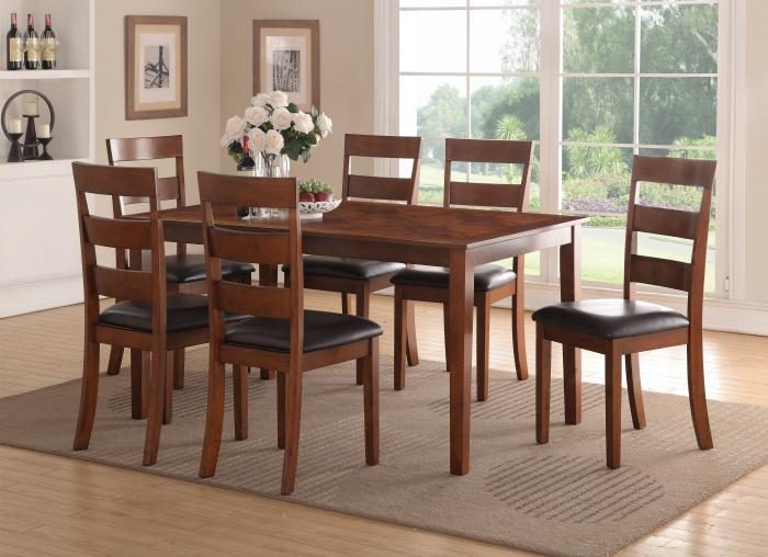 Go-Direct 7 PC Dining Room,FREIGHT SPECIALS