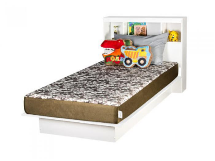 Jubilee Twin Size Youth Camo Memory Foam Mattress,FREIGHT SPECIALS