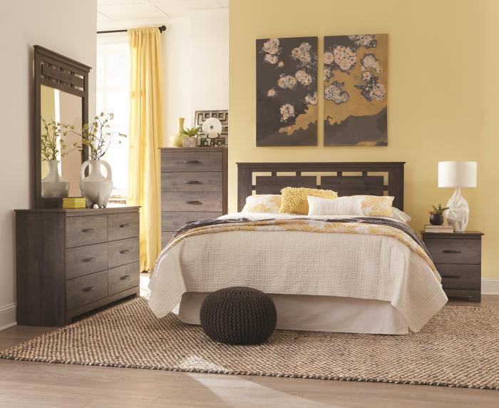 Neenah 4 PC Bedroom Group,FREIGHT SPECIALS