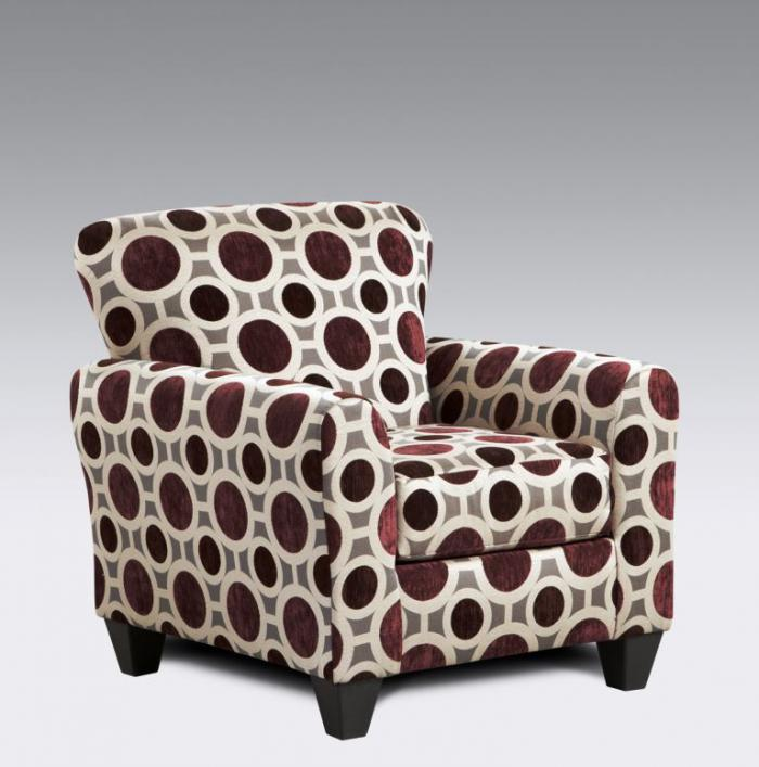 Mulberry Accent Chair,Affordable Furniture
