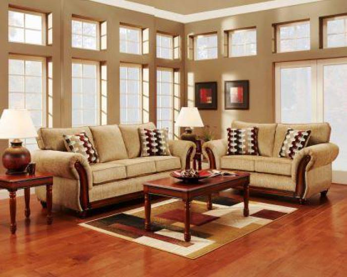Havana Radar Sofa & Loveseat,Washington Furniture