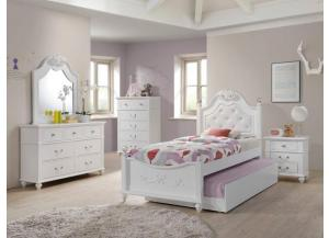 Elements Alana Twin Bedroom Group