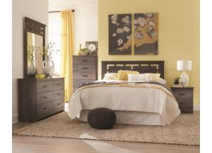 Neenah 4 PC Bedroom Group