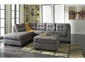 Image for Maier Charcoal Sectional
