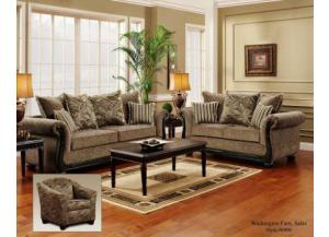 Java Dream Sofa & Loveseat