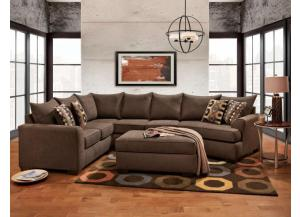Essence Earth Oversized Sectional