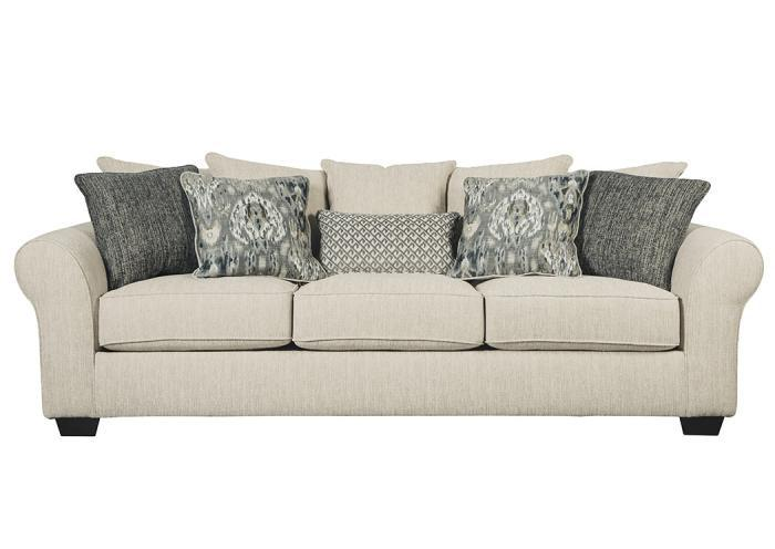 Silsbee Sepia Sofa,In-Store Product