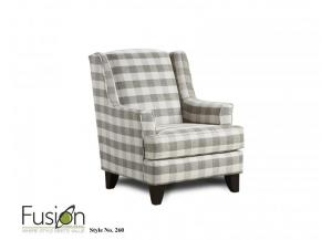 The 4482 Basic Wool Accent Chair
