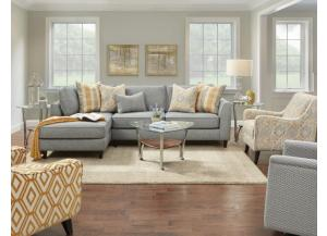 The Paperchase Flannel Sectional
