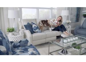 Primose Park PWR Reclining Elevate Sofa