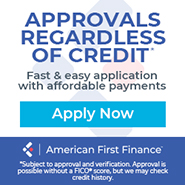 American First Finance - Apply Here