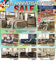 44th Anniversary Sale