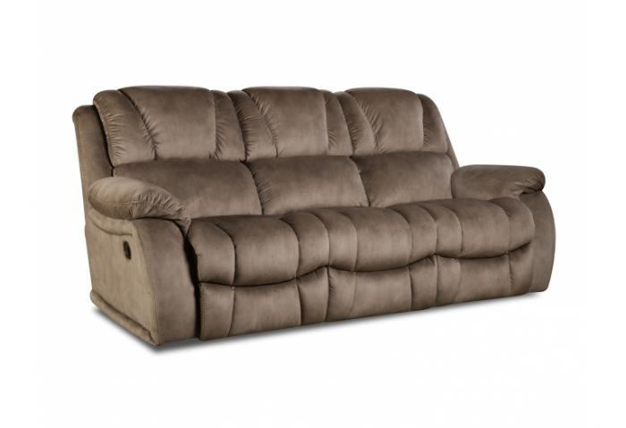 Double Reclining Sofa,HomeStretch