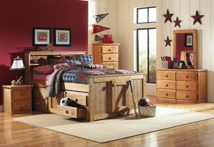 Spiller Furniture Mattress Full Captain S Bed