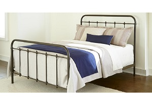 Jourdan Creek Queen Bed
