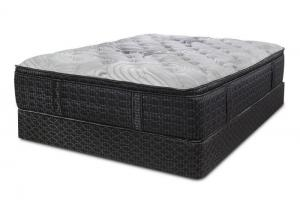 Signature Pillow Top King Mattress w/ Foundation