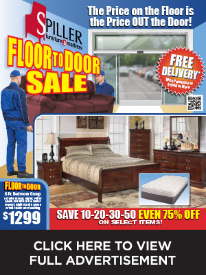 Floor to Door Sale
