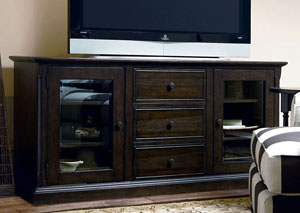 Paula Deen Down Home Molasses Entertainment Console