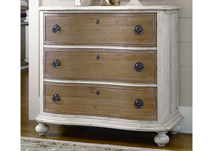 Paula Deen Down Home Porch Swing Three Drawer Chest