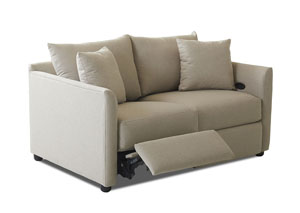 Atlanta Power Hybrid Loveseat
