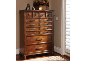 Blue Ridge Drawer Chest