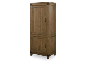 Image for Metalworks Factory Chic Utility Cabinet