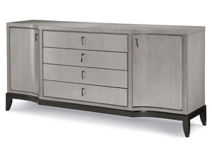 Symphony Platinum & Black Tie Entertainment Console