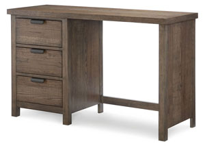 Fulton County Tawny Brown Desk