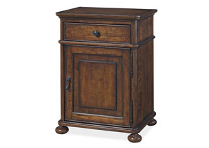 Dogwood Low Tide Door Nightstand