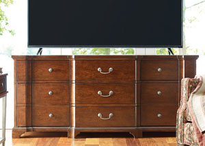 Upstate Conciare Entertainment Console