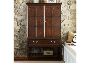 Upstate Conciare Bar Cabinet