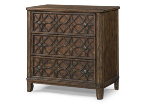 Gwendolyn 3 Drawer Accent Chest
