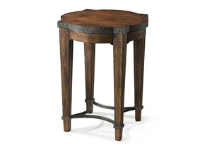 Image for Ginkgo Chairside Table