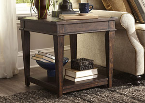 Image for End Table Azalea